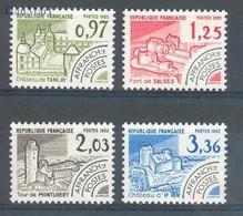 France 1982 Mi 2314-2317 MNH ( ZE1 FRN2314-2317 ) - Frankrijk