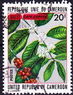 Karemun - Kaffee (Coffea L.) (Mi.Nr.: 725) 1973 - Gest Used Obl - Cameroun (1960-...)