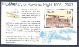 Belize 2003 Mi Bl 101 MNH ( ZS1 BLZbl101 ) - Belize (1973-...)