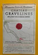 9587 - Château Gravelines - Bordeaux