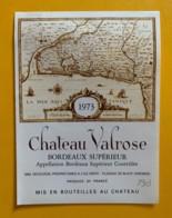 9589 - Château Valrose 1973 - Bordeaux