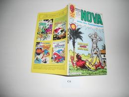 NOVA EDITION LUG N° 100 AVEC LES 4 FANTASTIQUES TBE/////////C6 - Nova