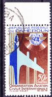 Karemun - Organisation Der Zivilluftfahrt (Mi.Nr.: 499) 1967 - Gest Used Obl - Cameroun (1960-...)