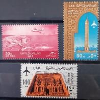 EGYPTE - N° 89-91-94 - Neuf SANS  Charnière ** / MNH - POSTE AERIENNE - Luchtpost
