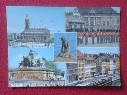 POSTAL POST CARD POSTCARD CARTE POSTALE DINAMARCA DENMARK DANMARK COPENHAGUE COPENHAGEN CON SELLO WITH STAMP VER FOTOS - Dinamarca
