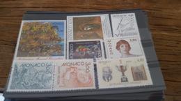 LOT 435737 TIMBRE DE MONACO NEUF**  LUXE FACIALE 6,1 EUROS - Collections, Lots & Séries