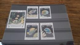 LOT 435738 TIMBRE DE MONACO NEUF**  LUXE FACIALE - Collections, Lots & Séries