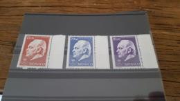 LOT 435739 TIMBRE DE MONACO NEUF**  LUXE FACIALE - Collections, Lots & Séries