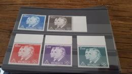 LOT 435740 TIMBRE DE MONACO NEUF**  LUXE FACIALE - Collections, Lots & Séries
