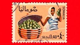 SOMALIA - Usato - 1968 - Agricoltura - Piante (Flora) - Frutta - Limes - 0.40 - Somalia (1960-...)