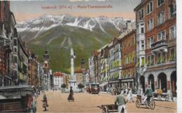 AK 0126  Innsbruck - Maria Theresienstrasse / Verlag Stengel & Co Um 1920 - Innsbruck