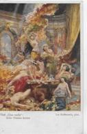 AK 0126  Reiffenstein , Leo - Unter Blumen Sterben ( Quo Vadis ) / Salzburger Kunst Um 1910-20 - Malerei & Gemälde