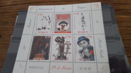 LOT 435792 TIMBRE DE MONACO NEUF** LUXE - Collections, Lots & Séries