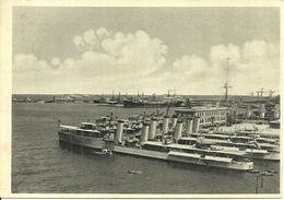 """Regia Marina Militare Italiana, Navi Serie """"H 91"""" Ormeggiate Nel Porto Di Ancona - Guerra"""