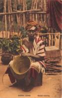 Sierra Leone - Ethnic / 03 - Basket Weaving - Sierra Leone