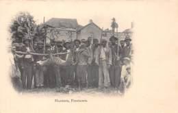 Sierra Leone - Ethnic / 08 - Hunters - Freetown - Léopard - Sierra Leone