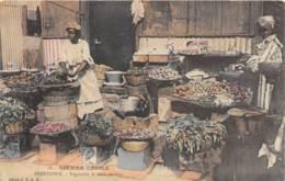 Sierra Leone - Ethnic / 12 - Freetown - Vegetable And Fruit Dealers - Sierra Leone