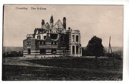 5045,  Feldpost, Chambley - Guerra 1914-18