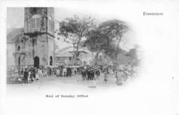 Sierra Leone - Other / 15 - Freetown - End Of Sunday Office - Belle Oblitération - Sierra Leone