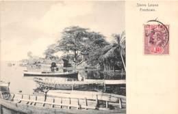 Sierra Leone - Other / 18 - Freetown - Sierra Leone