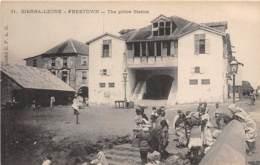 Sierra Leone - Other / 21 - Freetown - The Police Station - Sierra Leone