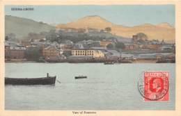 Sierra Leone - Other / 27 - View Of Freetown - Sierra Leone