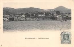 Sierra Leone - Other / 29 - Freetown - Central Wharf - Sierra Leone