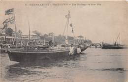 Sierra Leone - Other / 30 - Freetown - The Harbour At Saw Pitt - Sierra Leone