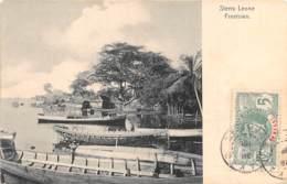 Sierra Leone - Other / 31 - Freetown - Belle Oblitération - Sierra Leone