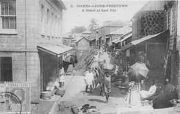 Sierra Leone - Other / 32 - Freetown - A Street At Saw Pitt - Sierra Leone