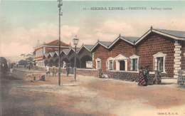 Sierra Leone - Other / 37 - Freetown - Railway Town - Sierra Leone