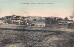 Sierra Leone - Other / 38 - Freetown - The Barracks - Sierra Leone
