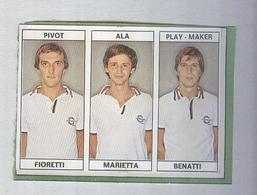 FIORETTI,MARIETTA,BENATTI....PALLACANESTRO....VOLLEY BALL...BASKET EDIS - Trading Cards