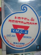 Indonesia Ymca Hotel Restaurant - Hotel Labels