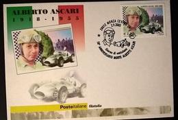 CARTOLINA ASCARI - Cartes Postales