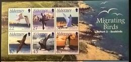 ALDERNEY MIGRATING BIRDS - Alderney