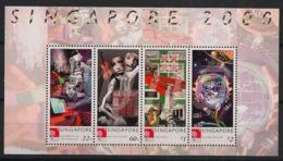Singapore - 1999 - Bloc Feuillet BF N°Yv. 66 - Millénaire - Neuf Luxe ** / MNH / Postfrisch - Singapour (1959-...)