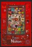 Singapore - 2005 - Bloc Feuillet BF N°Yv. 114 - Patchwork - Neuf Luxe ** / MNH / Postfrisch - Singapour (1959-...)