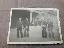Ransart Petite Photo Usine D A P 1941 Charbonnage? - Charleroi