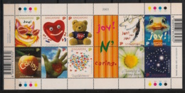 Singapore - 2003 - N°Yv. 1161 à 1170 - Joy & Caring - Neuf Luxe ** / MNH / Postfrisch - Singapour (1959-...)