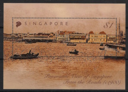 Singapore - 2004 - Bloc Feuillet BF N°Yv. 103 - Panoramic View - Neuf Luxe ** / MNH / Postfrisch - Singapour (1959-...)