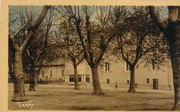CPA - France - (83) Var - Aups - L'Hôpital - Aups