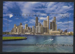 Singapore - 2004 - Bloc Feuillet BF N°Yv. 104 - Skyline - Neuf Luxe ** / MNH / Postfrisch - Singapour (1959-...)