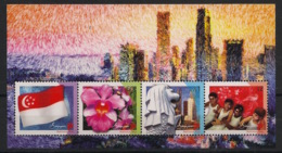 Singapore - 2003 - Bloc Feuillet BF N°Yv. 99 - Fête Nationale - Neuf Luxe ** / MNH / Postfrisch - Singapour (1959-...)