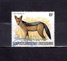Burundi 1982  .Y&T Nº   860 - Burundi