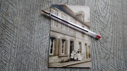 Tourouvre Menuiserie Hautemulle Place Du Paty 50 Rue Du 13 Aout 1944 écrite  Rare - Otros Municipios