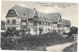 Uccle NA62: Le Fort Jaco. Sanatorium Du Dr Marin De Mont. 1er Pavillon Sud - Uccle - Ukkel