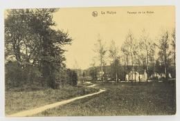 Postkaart : La Hulpe - Terhupen - La Hulpe