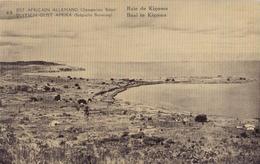 RUANDA-URUNDI 1918 : PWS/E.P./P.St. - ILLUSTR.** Nr 49– 5 C. : MEER,LAC,LAKE,BAAI,BAIE,BAY, - Entiers Postaux