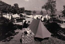 CPA  MEDVEJA Le Camping Automobiles - Yougoslavie